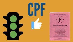 Compte personnel de formation pour financer un permis de conduire