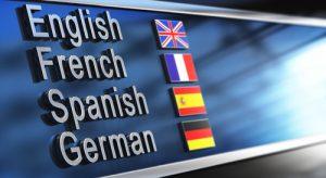 Formation en langue étrangère